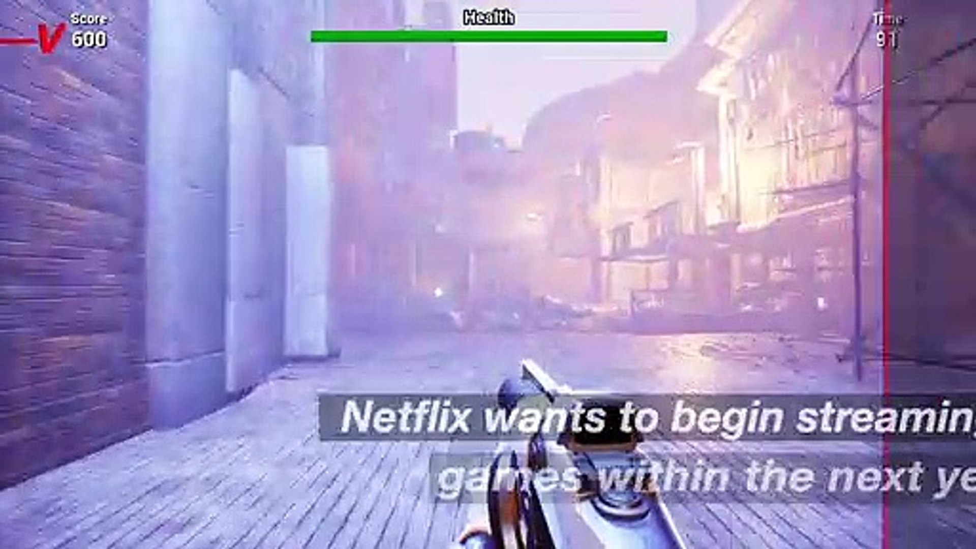 Netflix to Begin Streaming Video Games Within the Next Year