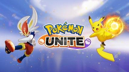Pokémon UNITE sort sur Nintendo Switch le 21 juillet!