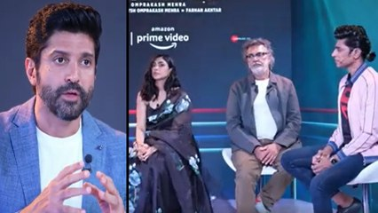Farhan Akthar - These Challenges That I Faced To Act Naturally During Toofaan Movie|Filmibeat Telugu