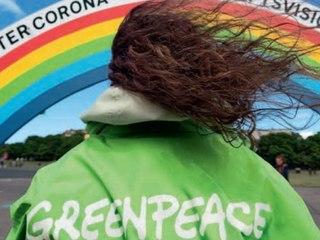 """""""Greenpeace Bericht 2020"""" zeigt: Die Menschen haben sich verändert"""