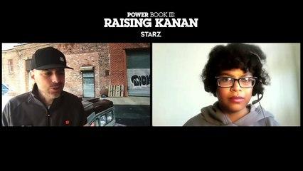 Power Book III: Raising Kanan's Showrunner/Creator Sascha Penn Talks About Kanan's Origin