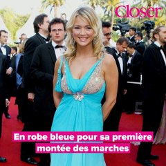Festival de Cannes : les plus beaux looks de Virginie Efira