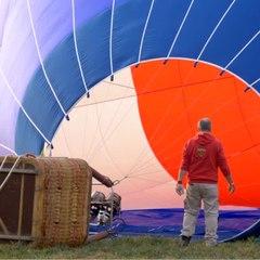 Comment vole une montgolfière ?