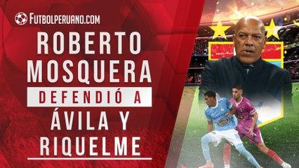 Sporting Cristal 2-1 Arsenal: Reacciones   Roberto Mosquera defendió a Marcos Riquelme e Irven Ávila