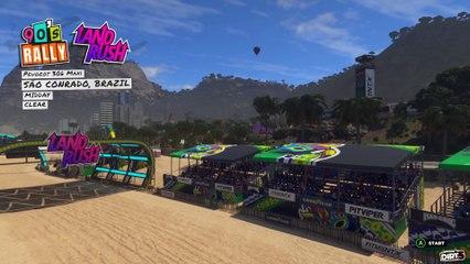 DIRT 5   New Brazil Tracks Gameplay (2021)
