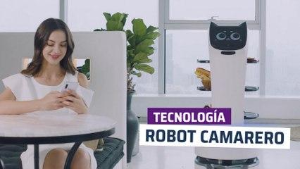 [CH] Robot camarero