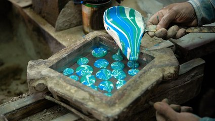 How one man in Egypt is keeping a 200-year-old tradition of tile making alive
