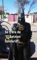 La caída de Batman.