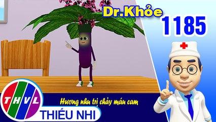 Dr. Khỏe - Tập 1185: Hương nhu trị chảy máu cam