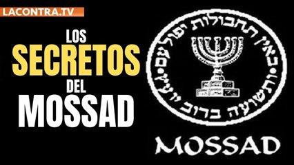 Los 6 secretos desvelados por el Mossad... en su trabajo de espías
