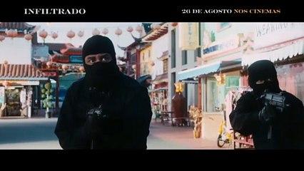 INFILTRADO Filme Trailer