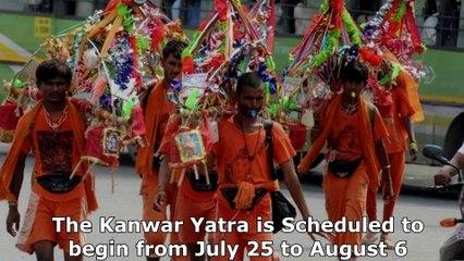 UP Vs Uttarakhand Over Kanwar Yatra Amid 3rd Covid Wave Fear; SC Slams Yogi Govt