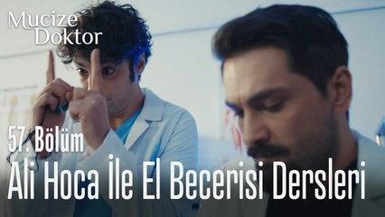 Ali Hoca ile el becerisi dersleri - Mucize Doktor 57. Bölüm