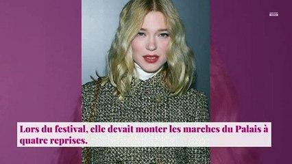 Léa Seydoux absente du Festival de Cannes : comment elle a attrapé le Covid
