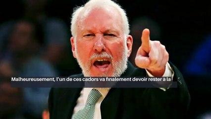NBA – Gregg Popovich : « Je suis dévasté »_IN