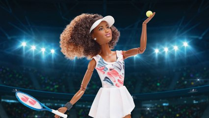 Naomi Osaka Barbie Doll Sells Out Hours After Launch