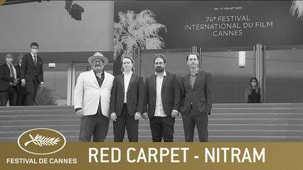 NITRAM - RED CARPET - CANNES 2021 - EV