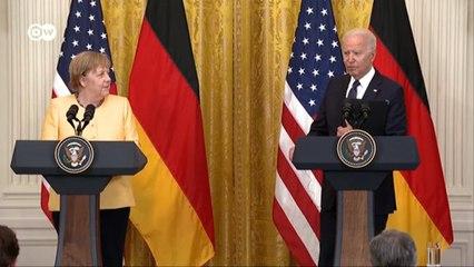 """""""Северный поток-2"""": о чем именно договорились Меркель и Байден (16.07.2021)"""