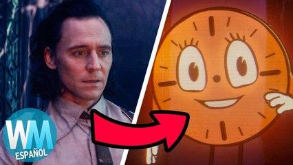 ¡Top 10 cosas que NO VISTE en Loki, Episodio 6!