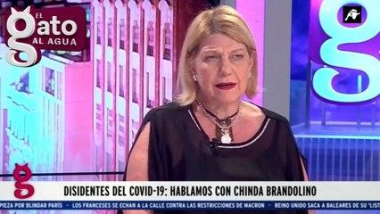 Disidentes del Covid: entrevistamos a la doctora Chinda Brandolino