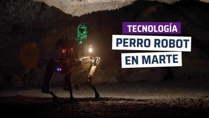 [CH] Perro robot en Marte
