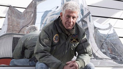 """Film critic reviews 'Roadrunner'   Anthony Bourdain """"never figured out where he needed to be"""""""