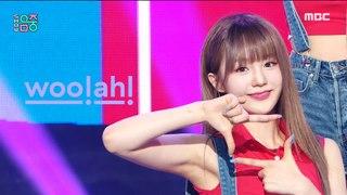 [New Song] woo!ah! - Pandora, 우아! - 판도라 Show Music core 20210717