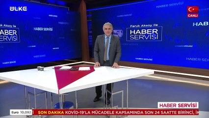 Faruk Aksoy ile Haber Servisi - 16 Temmuz 2021