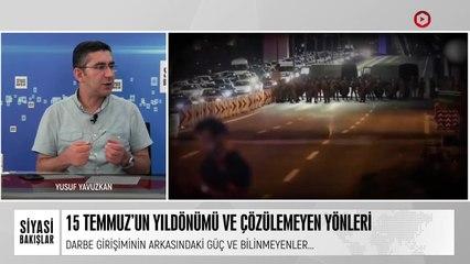 15 Temmuz'un Çözülemeyen Yönleri   Kürt Meselesi   Erdoğan-Cinping Görüşmesi