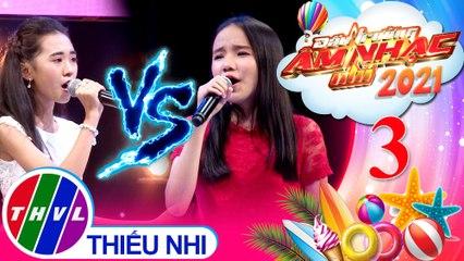Đấu trường âm nhạc nhí Mùa 3 - Tập 3: Nước ngoài – Kim Anh, Thảo Nguyên