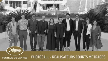 REALISATEURS COURTS METRAGES - PHOTOCALL - CANNES 2021 - EV