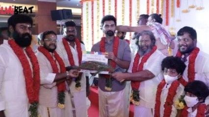 Atharvaa Murali,Raj Kiran In Lyca Production NO 22 | Filmibeat Telugu