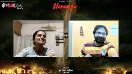 Actress Priyamani Exclusive Interview About Narappa Movie | Filmibeat Telugu