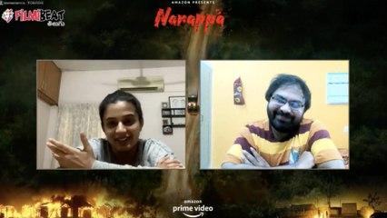 Actress Priyamani Exclusive Interview About Narappa Movie | Part 2 | Filmibeat Telugu