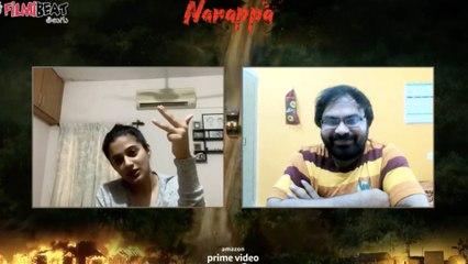 Actress Priyamani Exclusive Interview About Narappa Movie | Part 3 | Filmibeat Telug