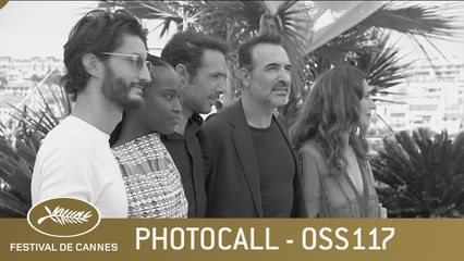 OSS 117 : ALERTE ROUGE EN AFRIQUE NOIRE - PHOTOCALL - CANNES 2021 - VF