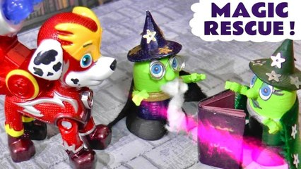 Paw Patrol Mighty Pups Toys Rescue with the Kitty Catastrophe Crew Toys and the Funlings in this Family Friendly Full Episode English Toy Story Video for Kids by Kid Friendly Family Channel Toy Trains 4U