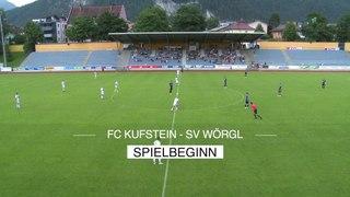 TT.com Regionalliga: Unterland-Derby Kufstein vs. Wörgl endet 1:1