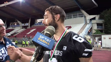 Le interviste a caldo al termine dell'Italian Bowl