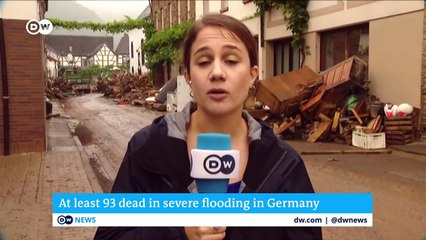 Flooding in Germany: Ministry of Defense issues military disaster alert