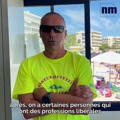 Les conseils des pompiers d'Antibes pour une baignade en toute sécurité