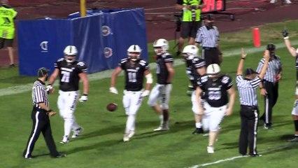 Panthers - Seamen 40-34 (Ot): gli highlights del 40° Italian Bowl