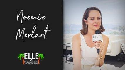 Cannes 2021 : Noémie Merlant, « Ma première inspiration, c'est Céline Sciamma »