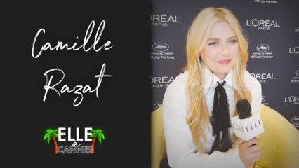 Cannes 2021 : Camille Razat fait ses débuts sur la Croisette