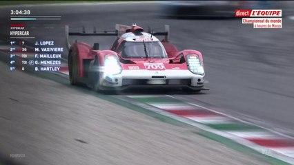 Le replay des 6 Heures de Monza (2e partie) - Auto - WEC