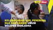 Kelonggaran SOP, penerima dua dos vaksin umum selepas Aidiladha