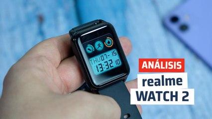 Análisis realme Watch 2
