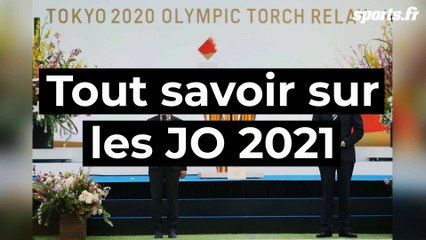Tout savoir sur les Jeux Olympiques de Tokyo