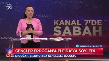 Kanal 7'de Sabah – 19 Temmuz 2021