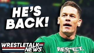 John Cena WWE Return! Big E Wins MITB! WWE Money In The Bank 2021 Review! | WrestleTalk News